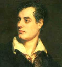 Byron não era mole